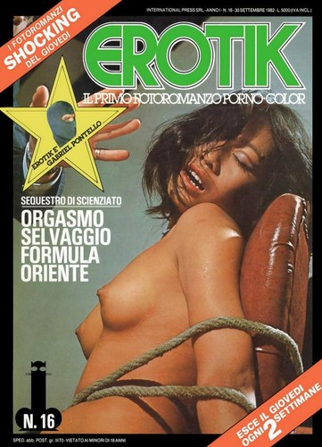 Erotik 16 - Italy 1982